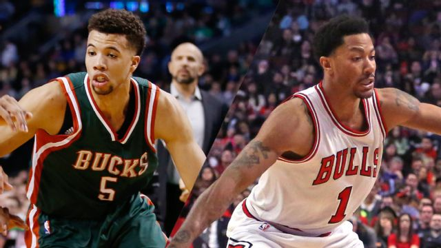 Milwaukee Bucks vs. Chicago Bulls (First Round, Game 1)