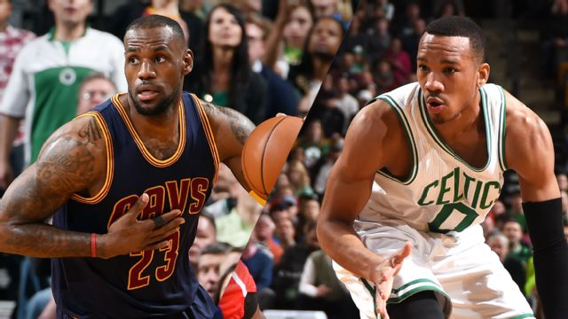 Cleveland Cavaliers vs. Boston Celtics (First Round, Game 4)