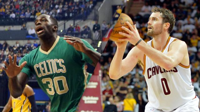 In Spanish - Boston Celtics vs. Cleveland Cavaliers (Primera Vuelta, Partido #1)