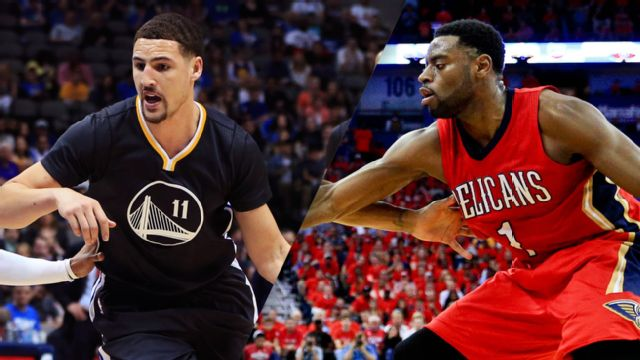 In Spanish - Golden State Warriors vs. New Orleans Pelicans (Primera Vuelta, Partido #4)