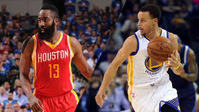 Houston Rockets vs. Golden State Warriors (Conference Finals Game 2)