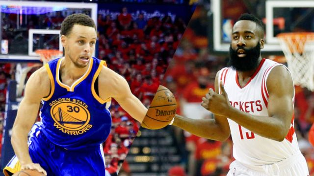 Golden State Warriors vs. Houston Rockets (Conference Finals Game 3)