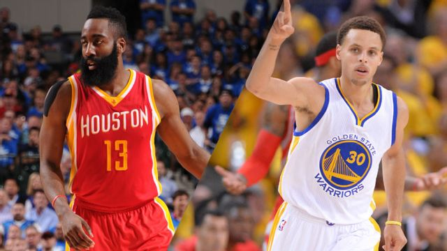 Houston Rockets vs. Golden State Warriors (Conference Finals Game 5) (re-air)