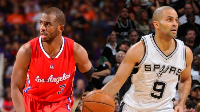 Los Angeles Clippers vs. San Antonio Spurs (First Round, Game 3)