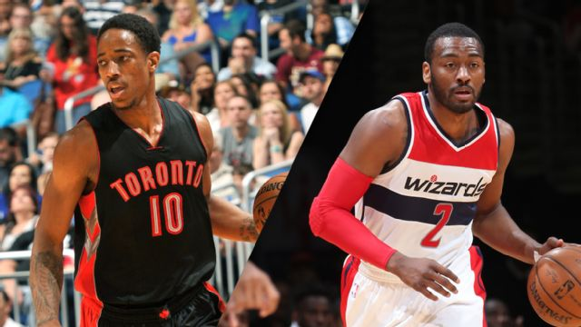Toronto Raptors vs. Washington Wizards (First Round, Game 3)