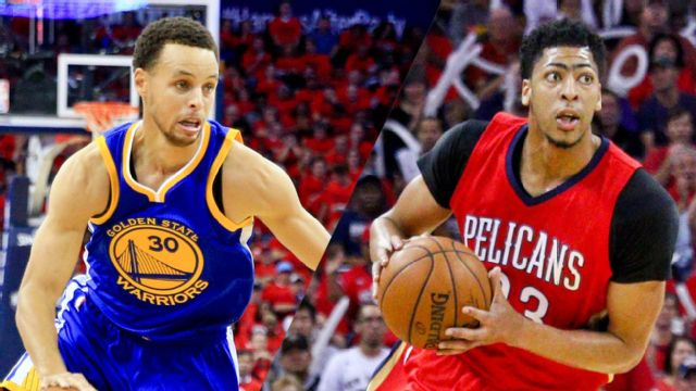 Golden State Warriors vs. New Orleans Pelicans (First Round, Game 4)