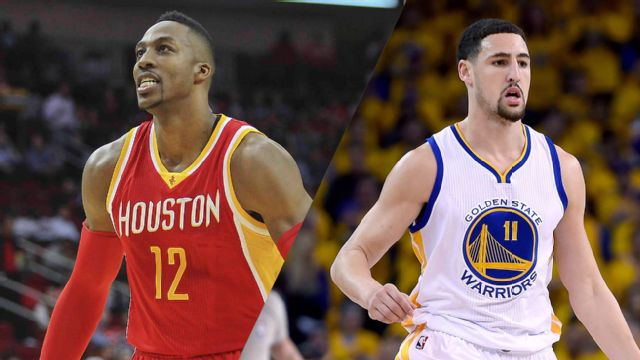 In Spanish - Houston Rockets vs. Golden State Warriors (Conference Finals Game 5)