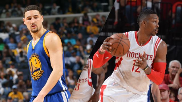 In Spanish - Golden State Warriors vs. Houston Rockets (Conference Finals Game 3)