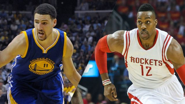 In Spanish - Golden State Warriors vs. Houston Rockets (Conference Finals Game 4)