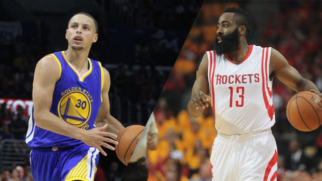 Golden State Warriors vs. Houston Rockets (Conference Finals Game 4)