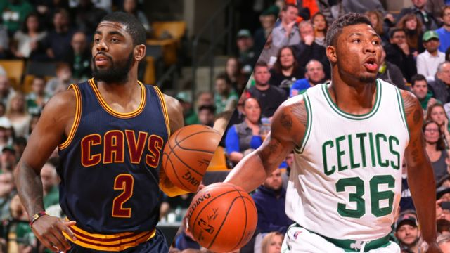 In Spanish - Cleveland Cavaliers vs. Boston Celtics (Primera Vuelta, Partido #4)