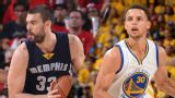 Memphis Grizzlies vs. Golden State Warriors (Conference Semifinal, Game 1)