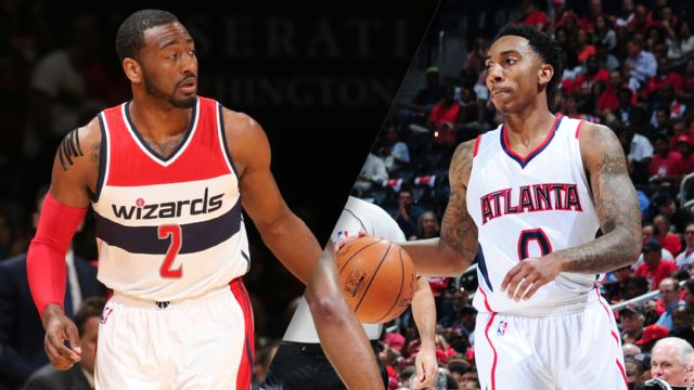 Washington Wizards vs. Atlanta Hawks (Conference Semifinal, Game 1)