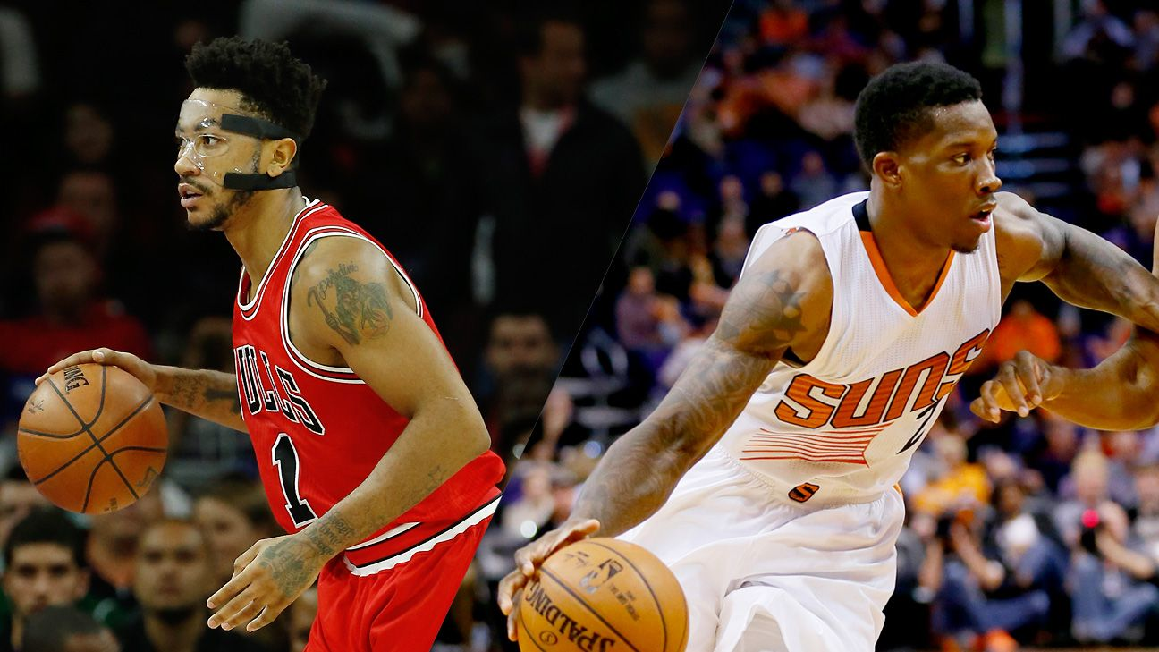 chicago bulls vs phoenix suns