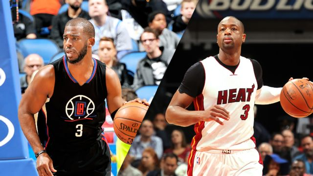 Los Angeles Clippers vs. Miami Heat