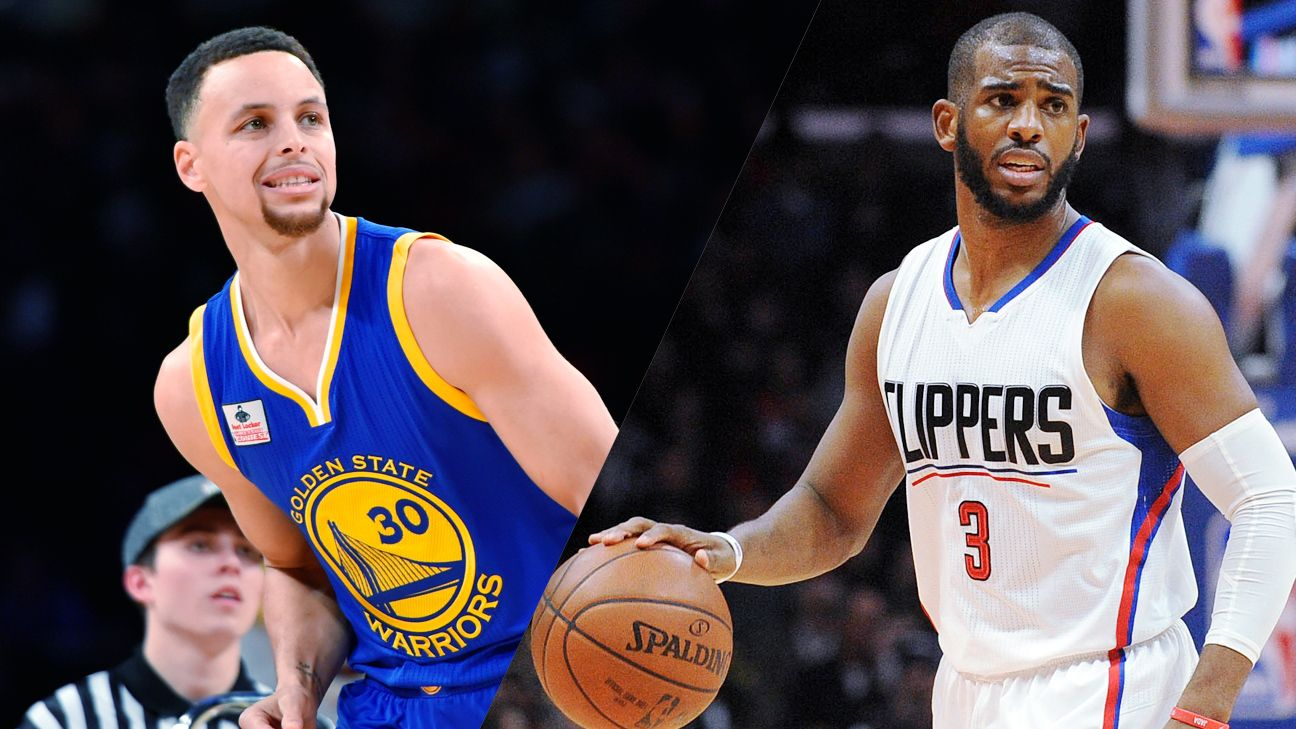 golden state warriors vs clippers live