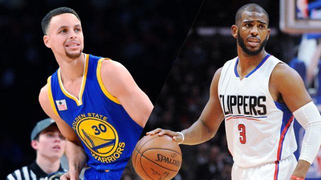 Clippers Vs Warriors