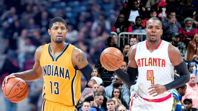 Indiana Pacers vs. Atlanta Hawks