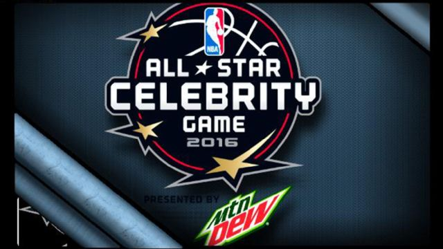 NBA All-Star 2016 Celebrity Game Presented by Mountain Dew