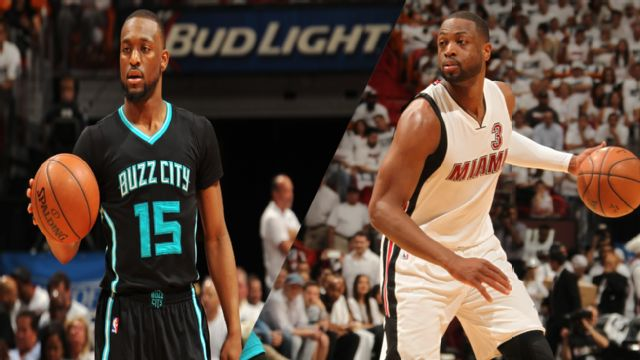 Charlotte Hornets vs. Miami Heat (First Round, Game 7)