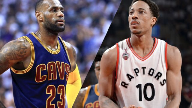 Cleveland Cavaliers vs. Toronto Raptors (Conference Finals Game 6)
