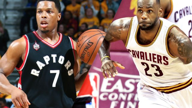 Toronto Raptors vs. Cleveland Cavaliers (Conference Finals, Game 7 (If NEC.)) (re-air)