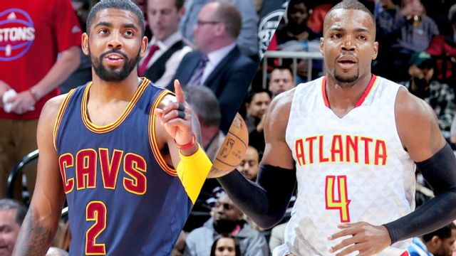 In Spanish - Cleveland Cavaliers vs. Atlanta Hawks (Semifinal de Conferencia, Partido #3)
