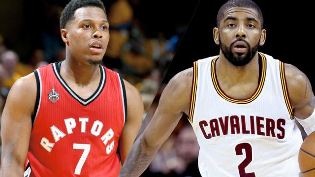 In Spanish - Toronto Raptors vs. Cleveland Cavaliers (Conference Finals, Game 5)
