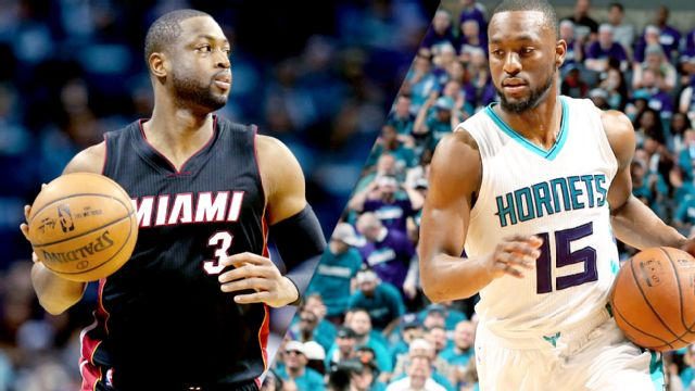 Miami Heat vs. Charlotte Hornets (First Round, Game 6)