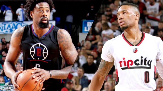 Los Angeles Clippers vs. Portland Trail Blazers (First Round, Game 6)
