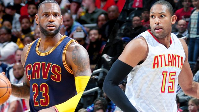 Cleveland Cavaliers vs. Atlanta Hawks (Conference Semifinal, Game 3)