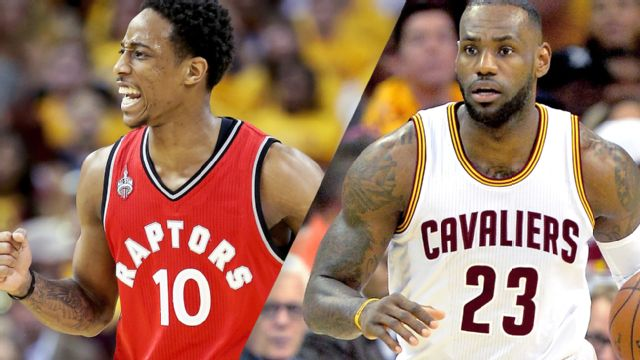 Toronto Raptors vs. Cleveland Cavaliers (Conference Finals Game 5)