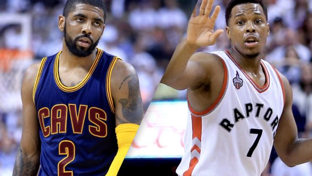 In Spanish - Cleveland Cavaliers vs. Toronto Raptors (Final de Conferencia - Partido #6)
