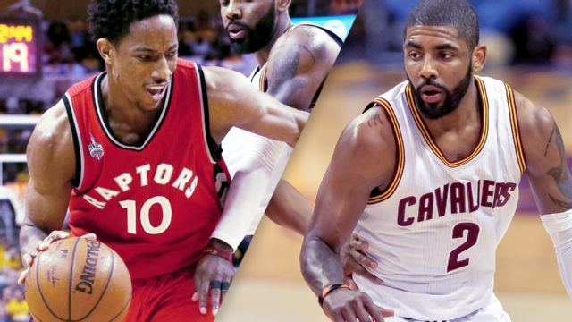 In Spanish - Toronto Raptors vs. Cleveland Cavaliers (Conference Finals, Game 7 (If NEC.))