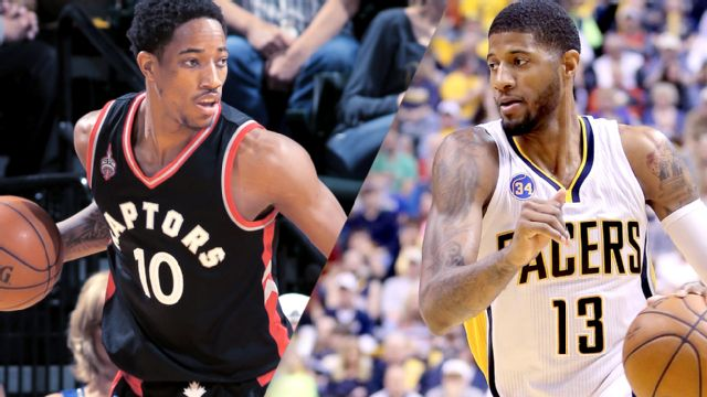 Toronto Raptors vs. Indiana Pacers (First Round, Game 6)