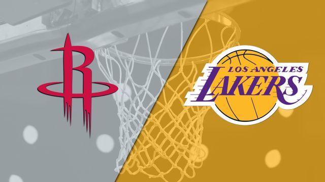 Multiview - Houston Rockets vs. Los Angeles Lakers