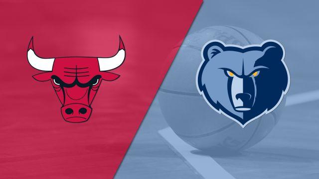 Chicago Bulls vs. Memphis Grizzlies