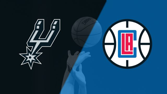 San Antonio Spurs vs. LA Clippers