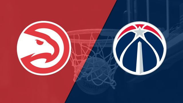 Multiview - Atlanta Hawks vs. Washington Wizards