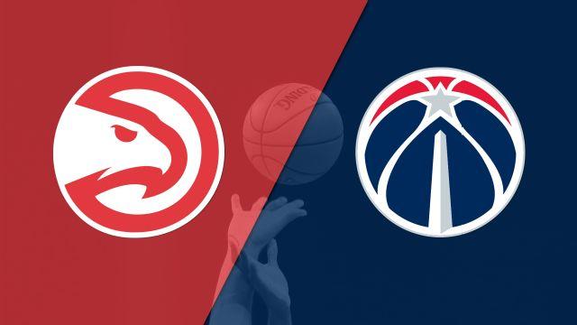 In Spanish - Atlanta Hawks vs. Washington Wizards