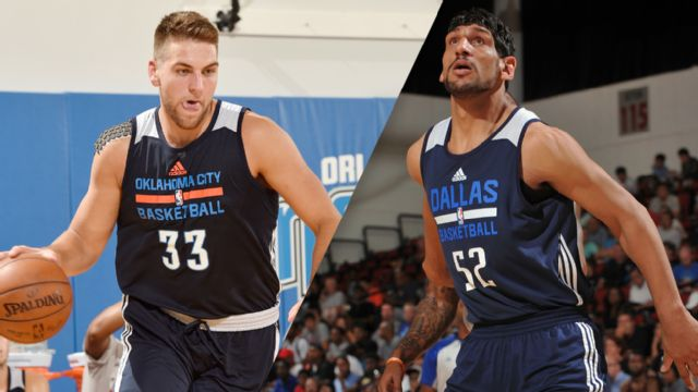 Oklahoma City Thunder vs. Dallas Mavericks (NBA Summer League)
