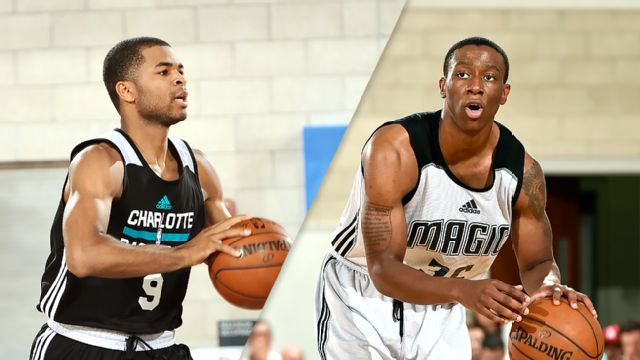 Charlotte Hornets vs. Orlando Magic White (NBA Summer League)