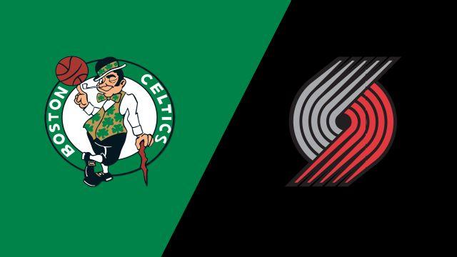 Boston Celtics vs. Portland Trail Blazers (Quarterfinal)
