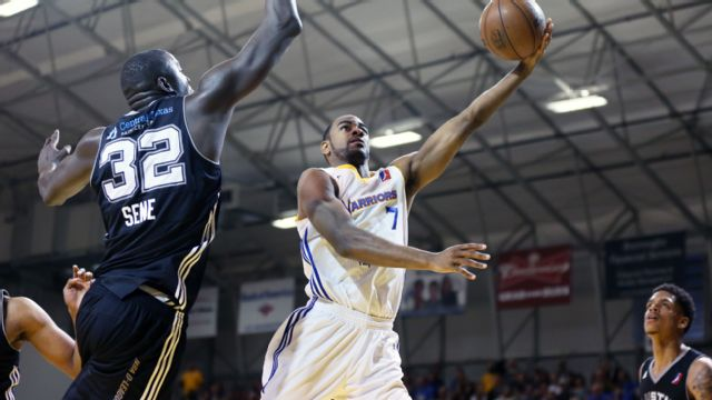 Austin Spurs vs. Santa Cruz Warriors (Conference Semifinal, Game 3)