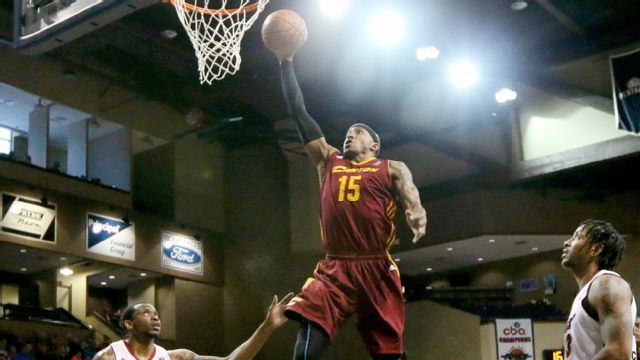 Fort Wayne Mad Ants vs. Canton Charge (Semifinal - Game 2)