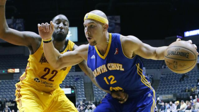 Fort Wayne Mad Ants vs. Santa Cruz Warriors (Finals, Game #2)