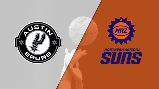 Austin Spurs vs. Northern Arizona Suns