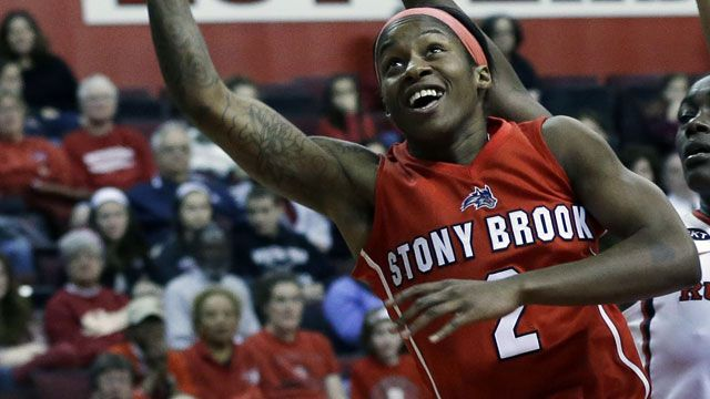 New Hampshire vs. Stony Brook (Exclusive Quarterfinal #3): America East Women's Basketball Championship