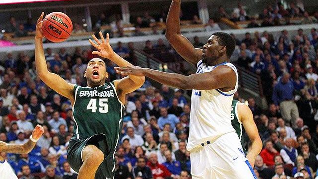 #2 Michigan State vs. #1 Kentucky: Champions Classic