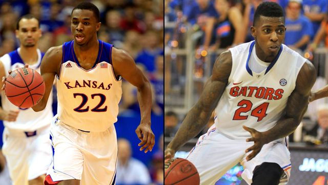 #13 Kansas vs. #19 Florida